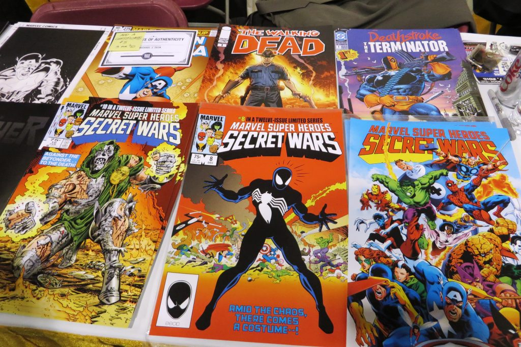 mike zeck toronto comicon 2016 cgc comics blog (7)
