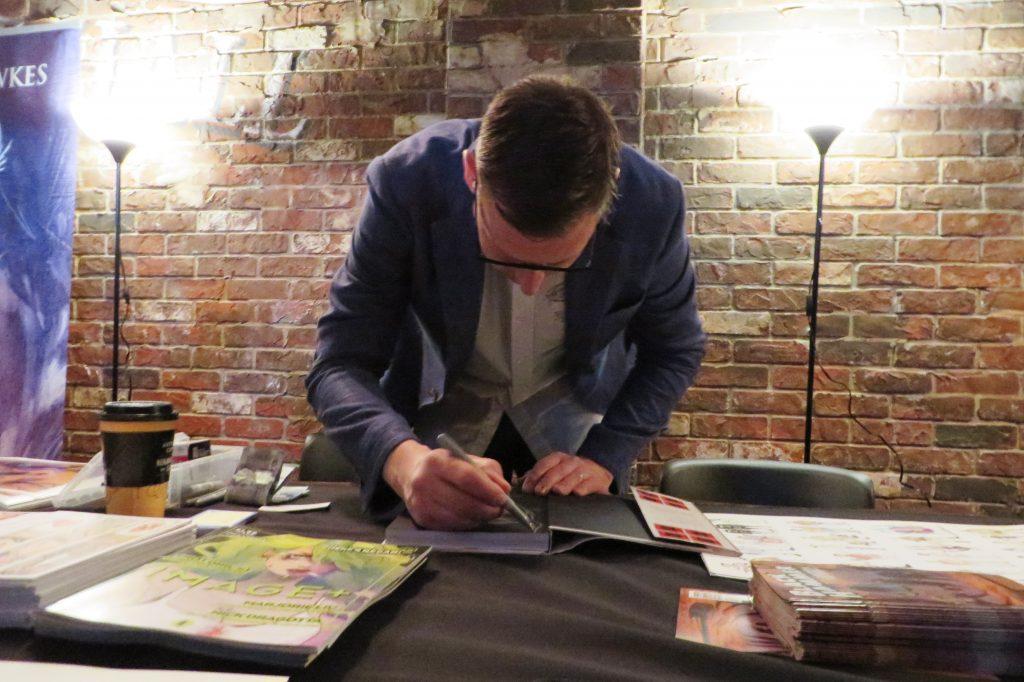 jeff lemire tcaf 2016 cgc comics blog (13)