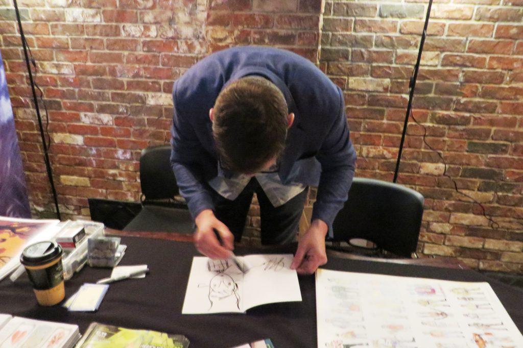 jeff lemire tcaf 2016 cgc comics blog (18)