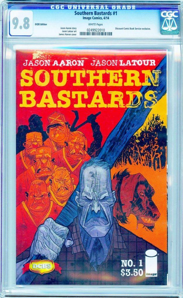 southern bastards cgc 9.8
