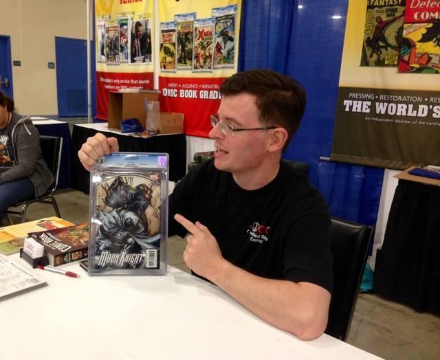 bradley bradley cgc comics fan
