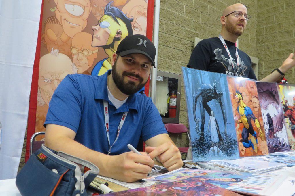 Fan Expo Canada 2016 CGC Comics Blog (37)