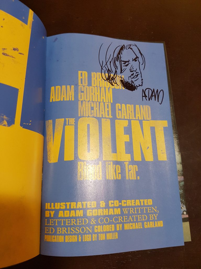 adam-gorham-the-violent-tpb-sketch-cgc-comics-blog