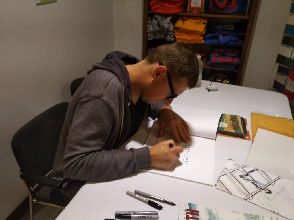 jeff-lemire-secret-path-launch-event-toronto-cgc-comics-blog-29