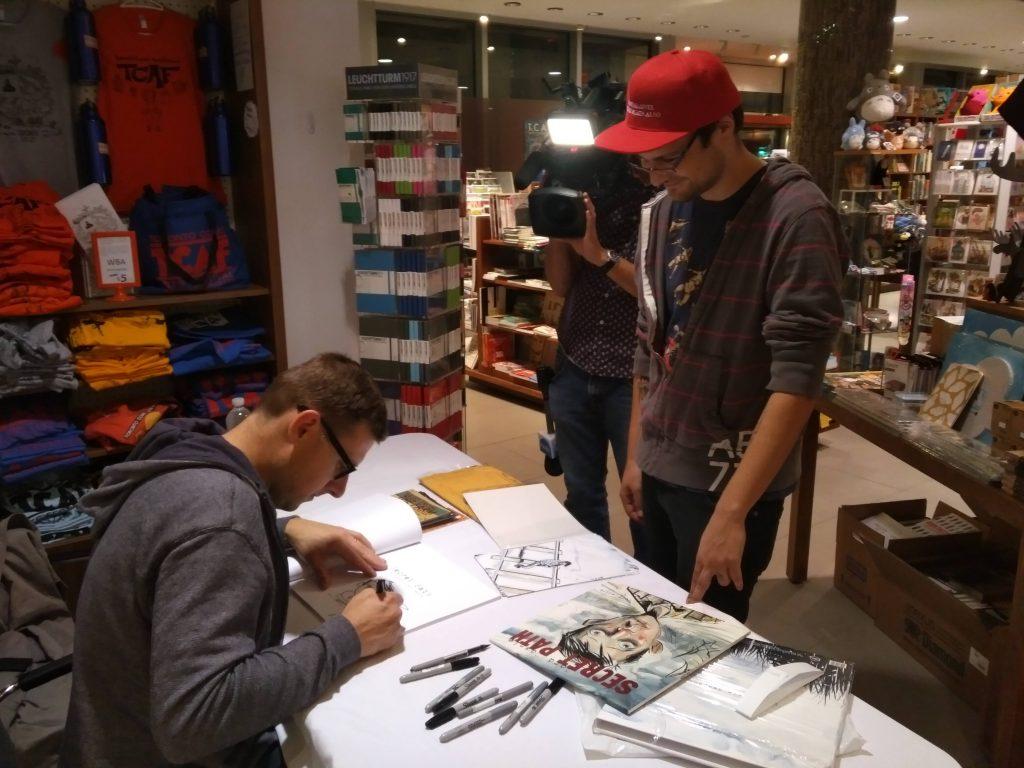 jeff-lemire-secret-path-launch-event-toronto-cgc-comics-blog-30