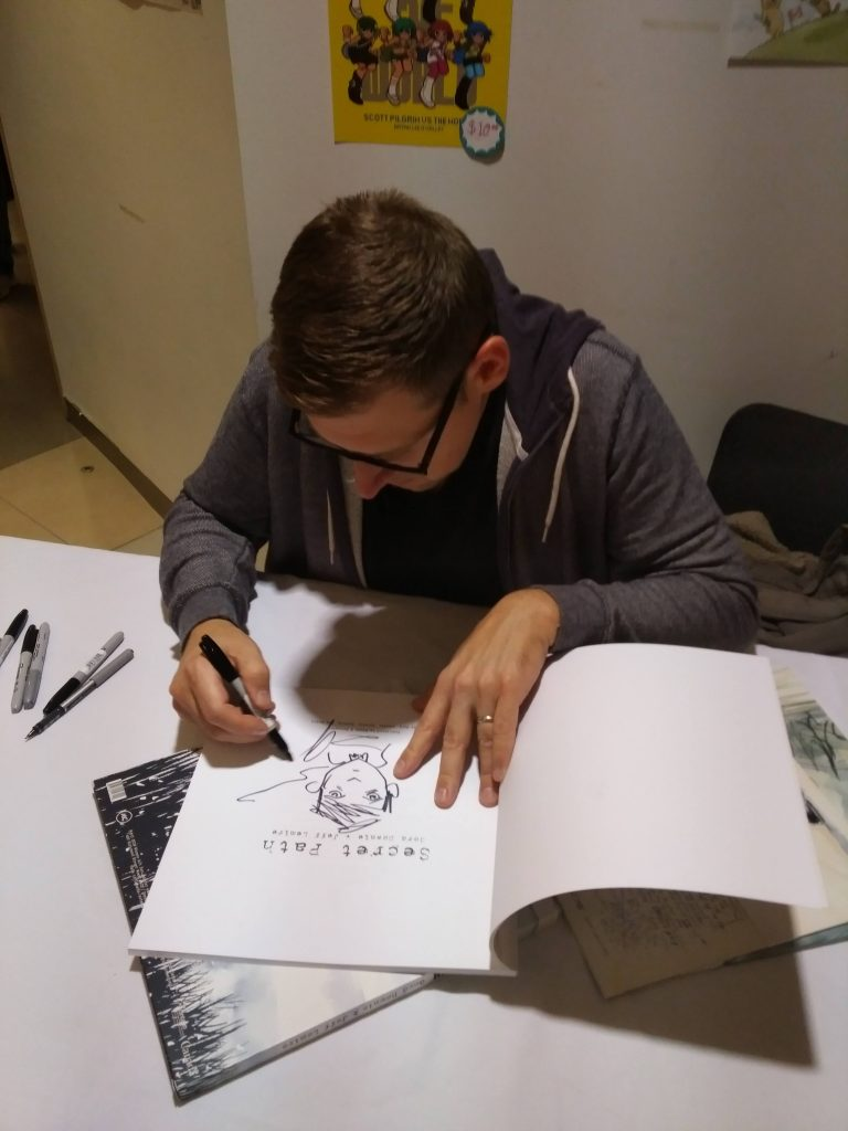 jeff-lemire-secret-path-launch-event-toronto-cgc-comics-blog-33